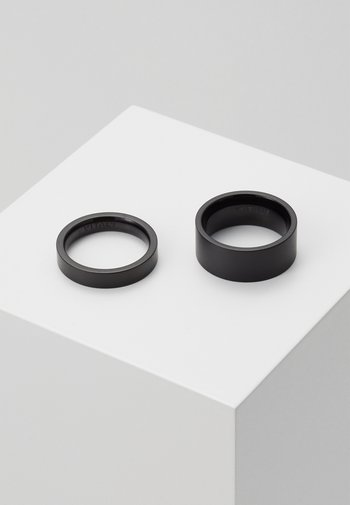 GRIP UNISEX SET - Ring - black