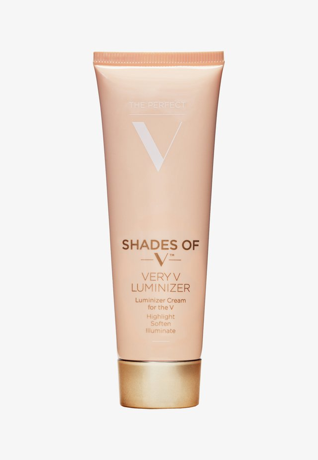 SHADES OF V VERY V LUMINIZER - Hydratatie - -