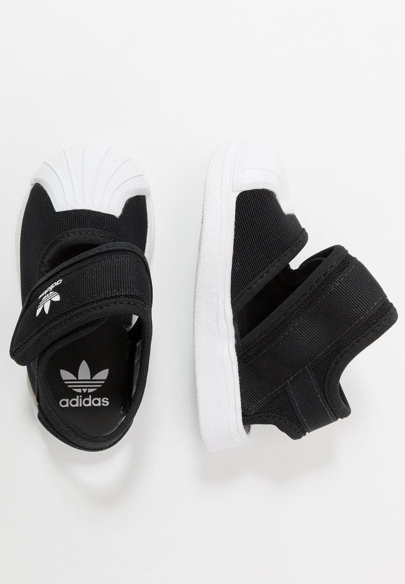 adidas Originals - SUPERSTAR 360 - Chaussures premiers pas - core black/footwear white