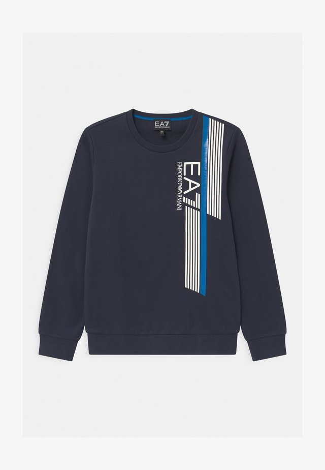 EA7 - Felpa - navy blue