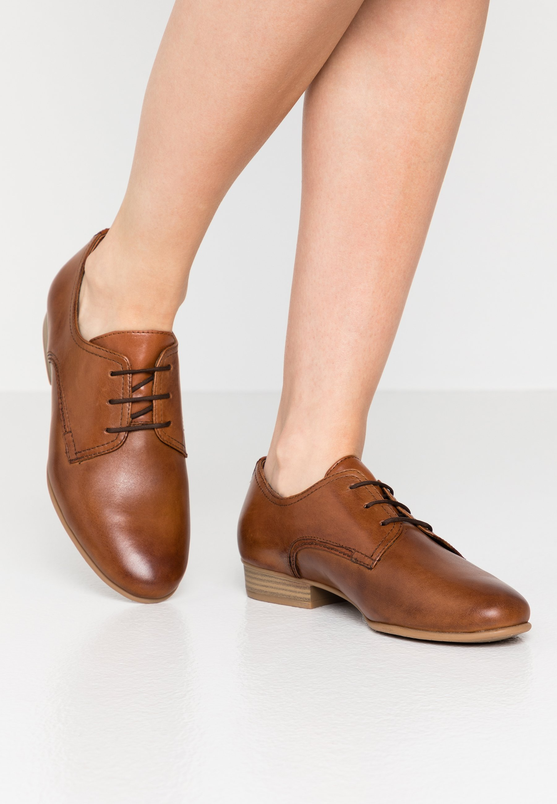 Best Price New Fashion Style Of Women's Shoes Tamaris Lace-ups cognac aVYJMN0Ys yRoe0jGni