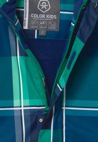 Color Kids - Snowboardová bunda - golf green - 3