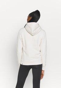 The North Face - DREW PEAK HOODIE - Hoodie - vintage white - 2