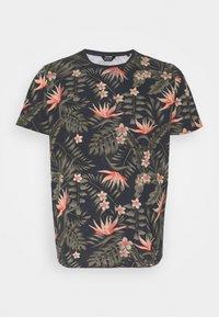 Shine Original - REPEAT - Print T-shirt - navy - 0