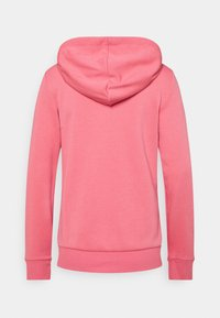 adidas Performance - Felpa aperta - light pink - 1