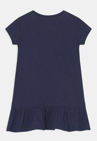 Polo Ralph Lauren - FLOUNCE DAY DRESS SET - Jersey dress - french navy - 1