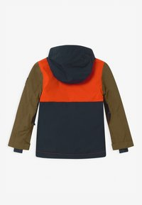 Quiksilver - SIDE HIT UNISEX - Snowboardjacke - pureed pumpkin - 1