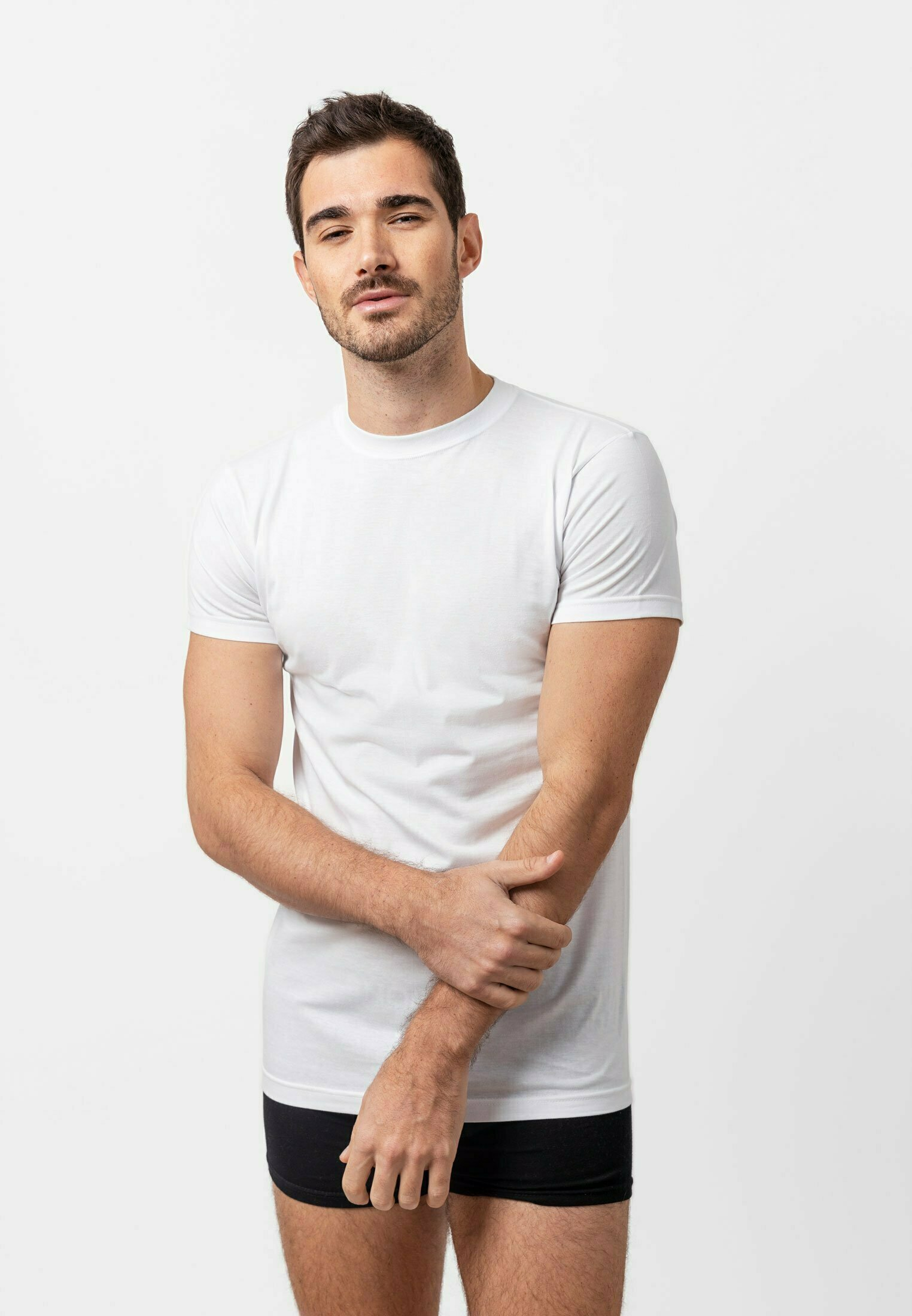 Herren ROUNDNECK - 3 PACK - Unterhemd/-shirt
