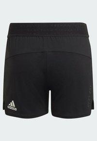 adidas Performance - Sports shorts - black - 1