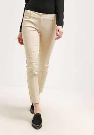 TROUSERS - Trousers - cuban sand