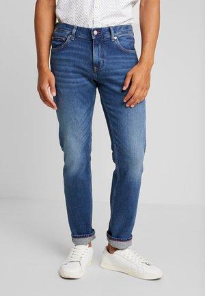 SLIM BLEECKER BAIRO  - Slim fit jeans - blue denim