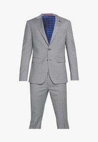 Tommy Hilfiger Tailored - SUIT SLIM FIT - Oblek - grey - 10