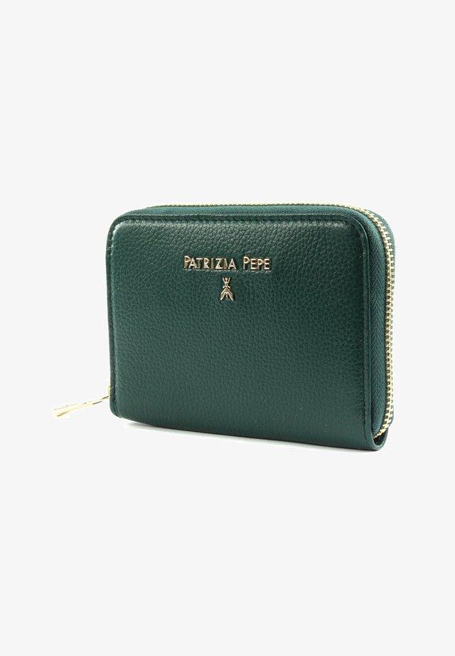 BASIC GRAIN  - Wallet - s.e.l.f. green