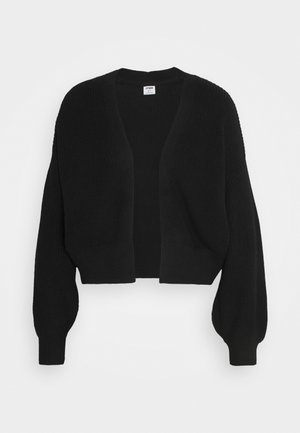 ARCHY SUMMER CARDI - Cardigan - black