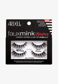 Ardell - FAUX MINK DEMI WISPIES TWIN PACK - False eyelashes - - - 0