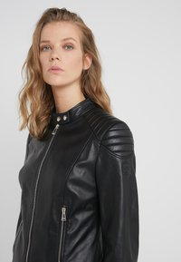 Belstaff - MOLLISON - Leather jacket - black - 6