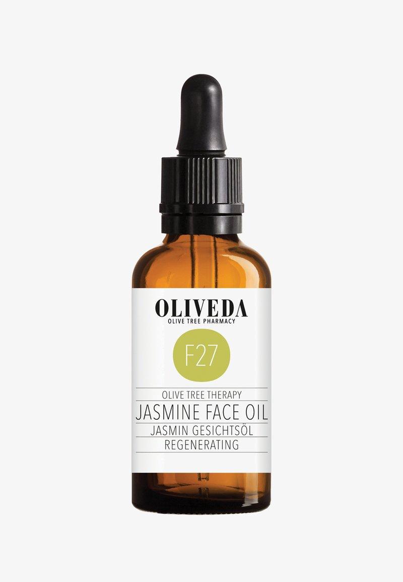 Oliveda - FACIAL OIL JASMIN - REGENERATING 50ML - Huile pour le visage - -