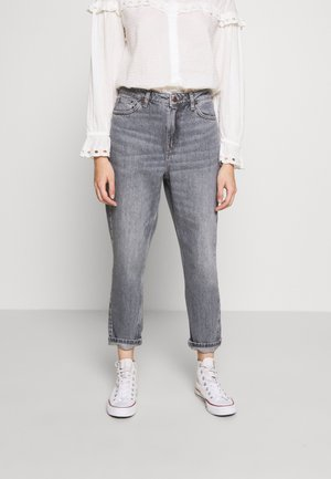 MOM CLEAN  - Jeansy Relaxed Fit - grey