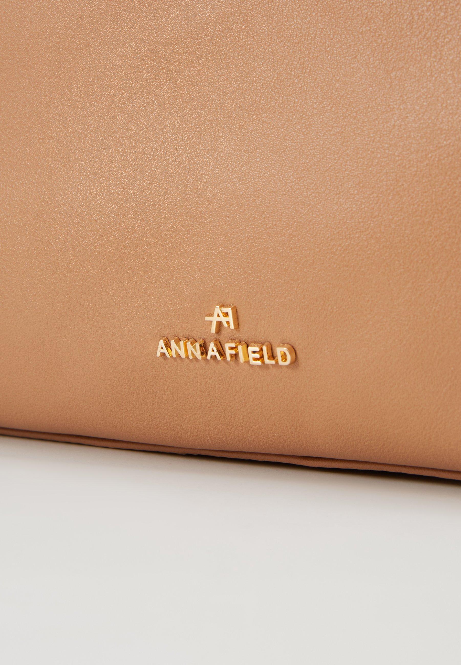 Anna Field Shoppingveske beige Zalando.no