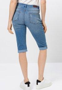 zero - Slim fit jeans - iced blue soft wash - 2