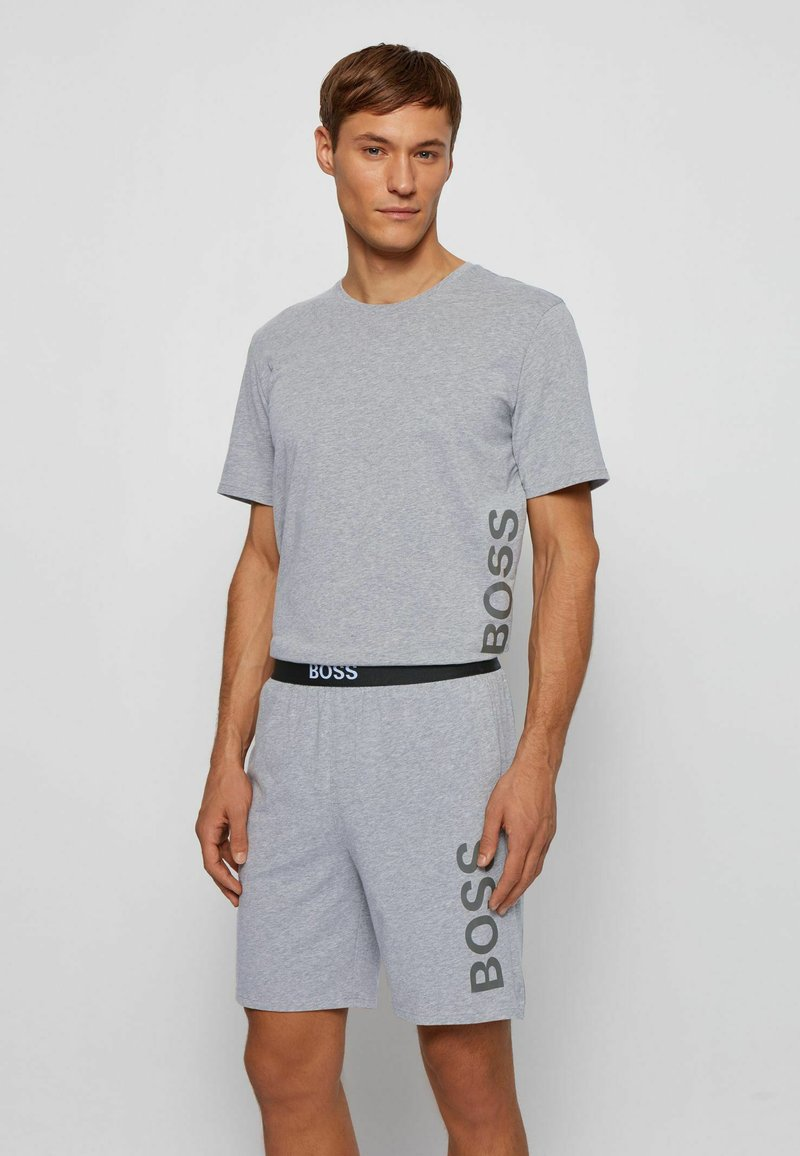 BOSS - IDENTITY - Pyjama bottoms - grey