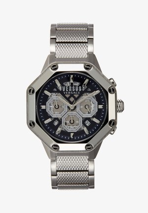 KOWLOON PARK - Chronograph watch - silver-coloured