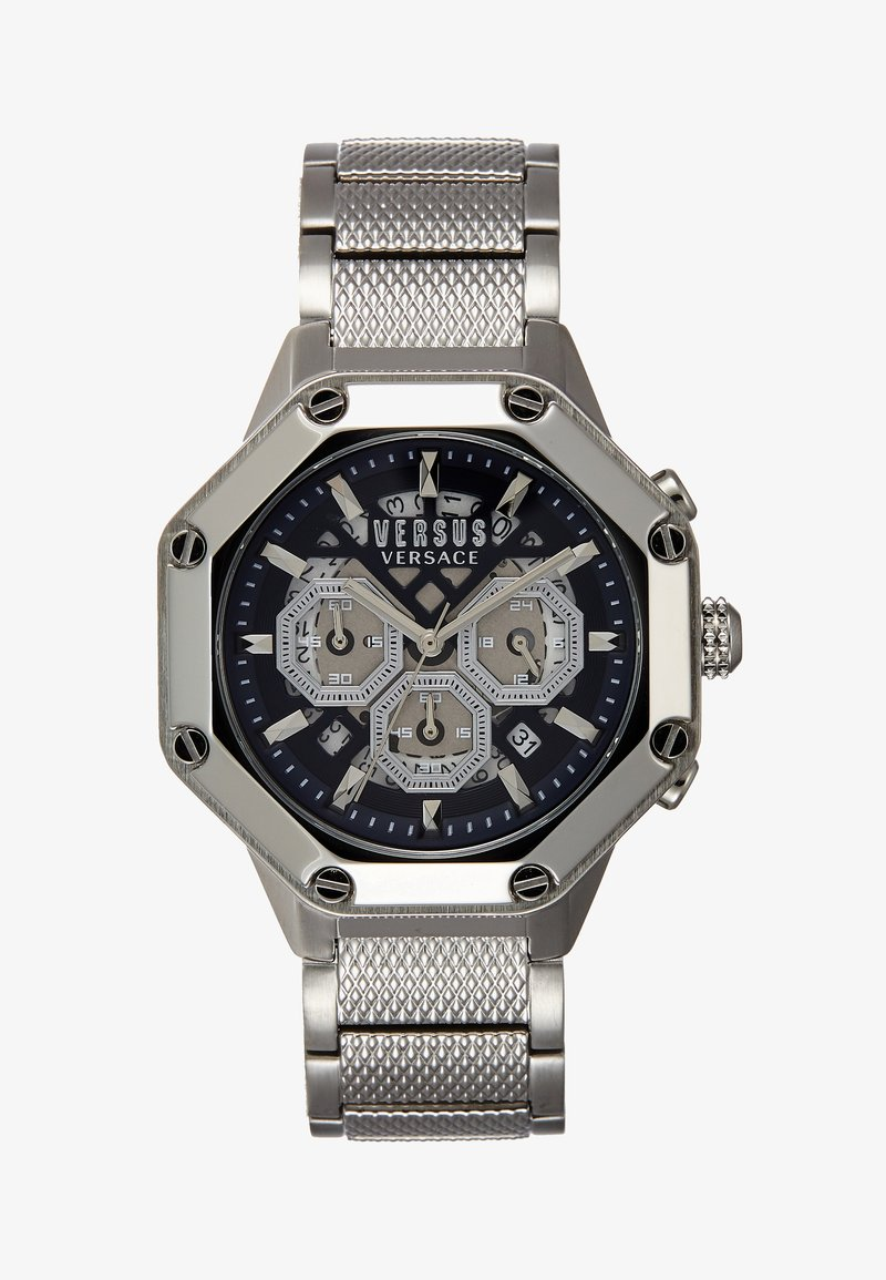 Versus Versace - KOWLOON PARK - Chronograph watch - silver-coloured