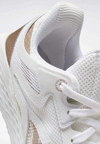 Reebok - REEBOK NANO X SHOES - Sneaker low - white - 8