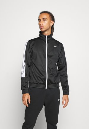 TRACK JACKET - Trainingsvest - black
