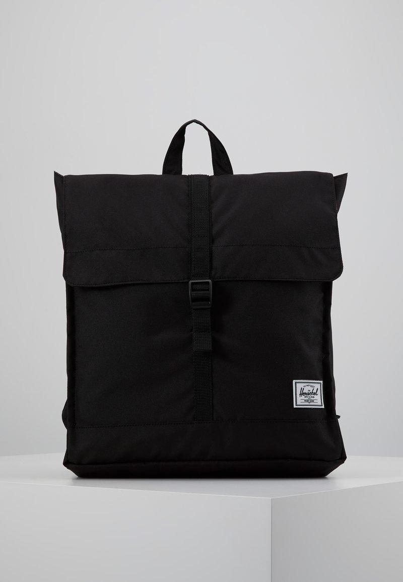 Herschel - CITY MID VOLUME - Tagesrucksack - black