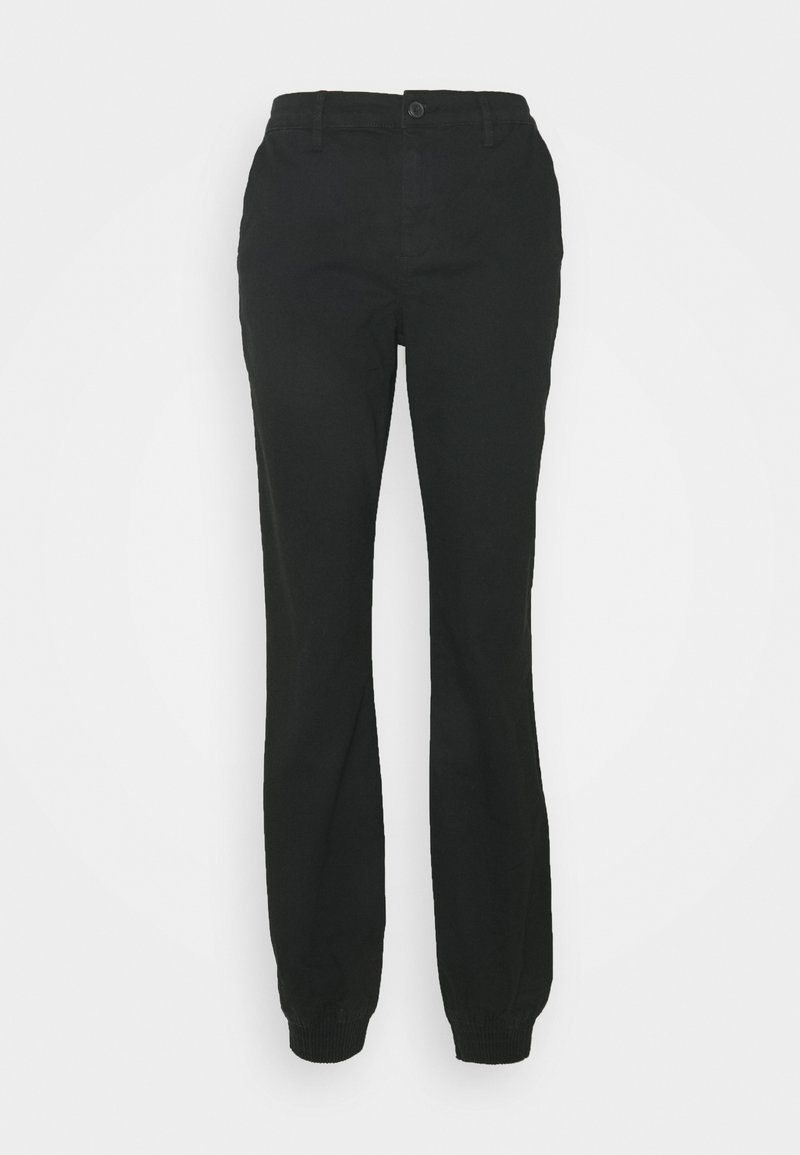 ONLY Tall - ONLMADEA TIGER LIFE PANT - Trousers - black