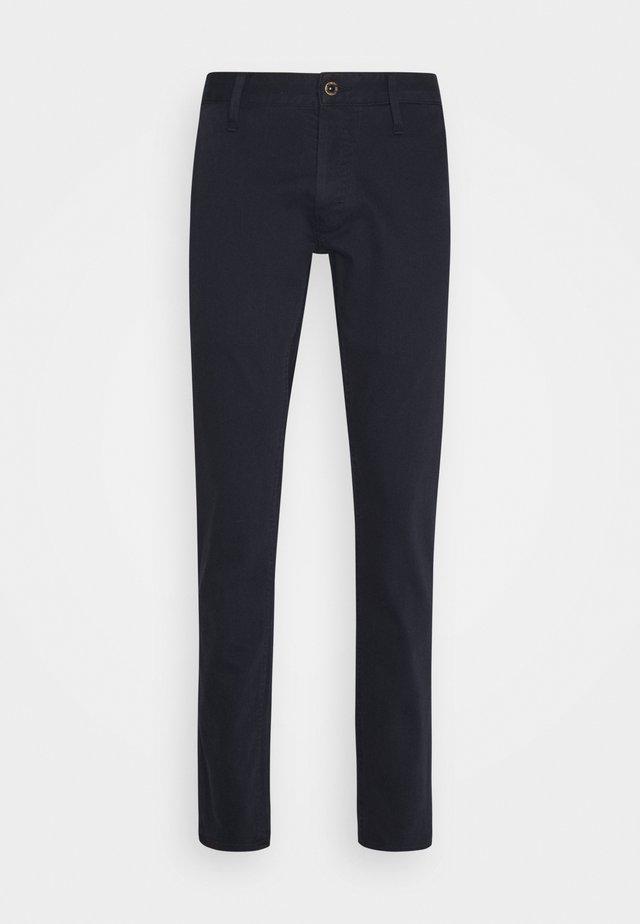 YORK - Chino - navy blazer
