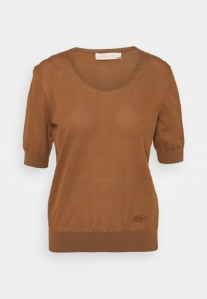 T-shirts - dark brown sugar