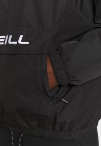 O'Neill - BLOCKSTAR ANORAK - Snowboard jacket - black out - 5