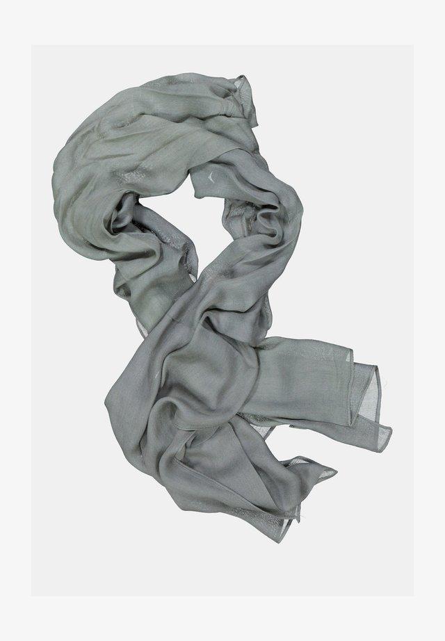 FRANSENKANTEN - Sjaal - grey