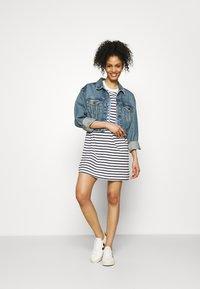 GAP - TALL DRESS - Jersey dress - navy - 1