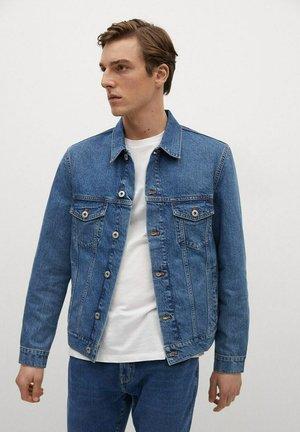 RYAN - Denim jacket - mittelblau
