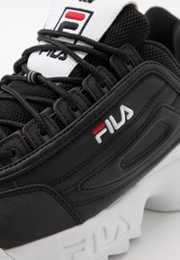Fila - DISRUPTOR  - Baskets basses - black - 5
