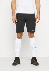Nike Performance - DRY SHORT - Urheilushortsit - black/saturn gold/white - 0