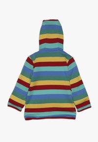 Frugi - SNUGGLE JACKET - Huvtröja med dragkedja - multicolor - 1