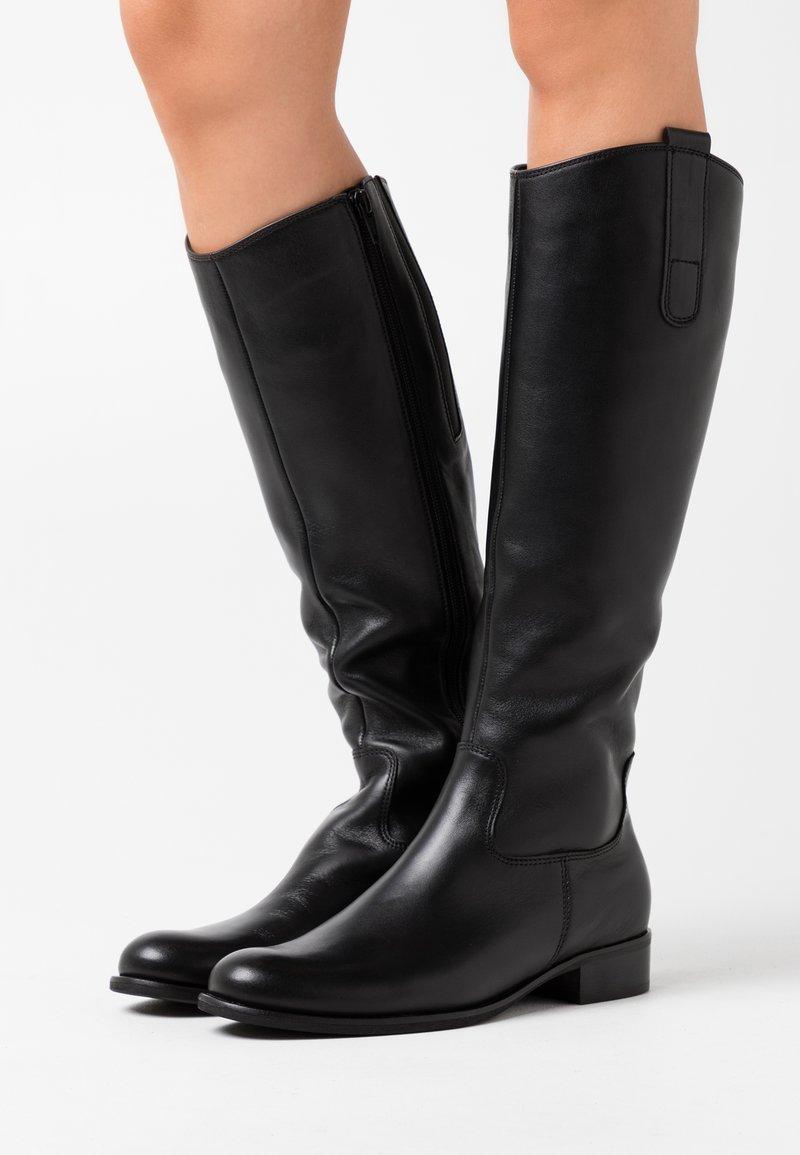 Gabor - Boots - schwarz