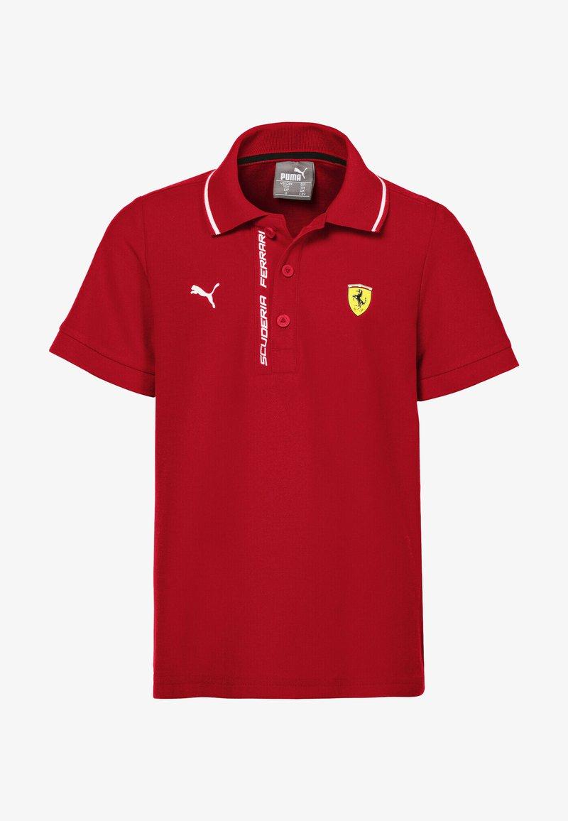 Puma - Poloshirt - rosso corsa