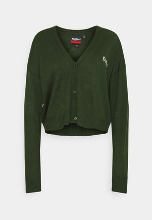 CARDIGAN - Cardigan - green