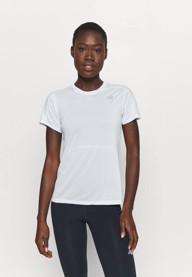 New Balance - IMPACT RUN - Camiseta básica - camdnfog