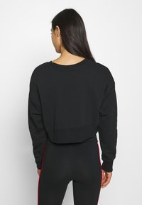 New Balance - ESSENTIALS ICON CREW - Sweatshirt - black - 2