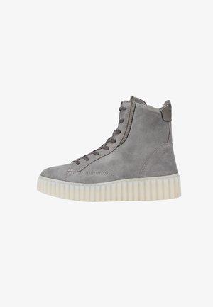 MARKANTEM RILLEN PROFIL - Ankle boots - grey