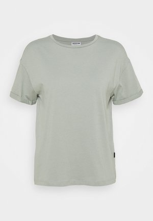 NMBRANDY - Basic T-shirt - slate gray