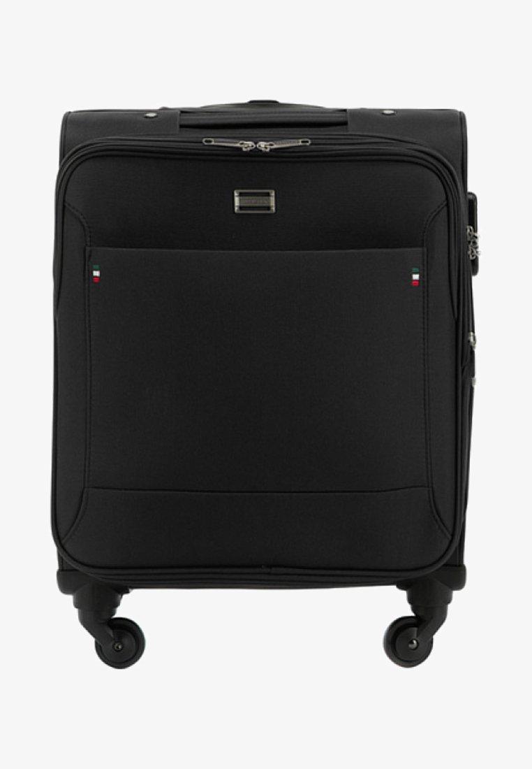 Wittchen - TRAVEL - Wheeled suitcase - black