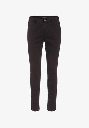 INSTINCT RANGE - Pantalones chinos - black