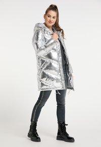 myMo - Winter coat - silber - 1